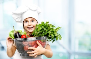 child healthy food